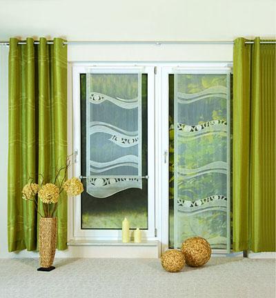 Gardinen und Fensterdekoration | Raumausstatter, Raumausstattung