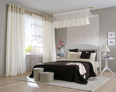gardinen und fensterdekoration raumausstatter. Black Bedroom Furniture Sets. Home Design Ideas