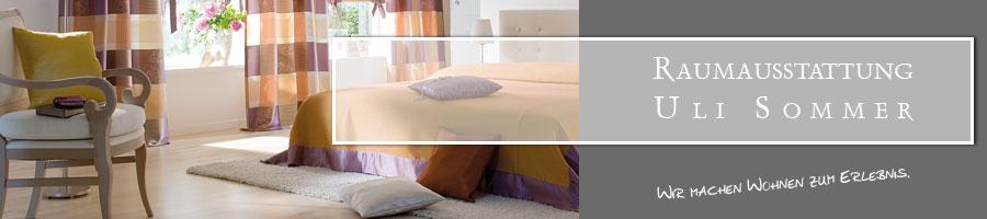 sonnenschutz rollos raumausstatter raumausstattung uli. Black Bedroom Furniture Sets. Home Design Ideas